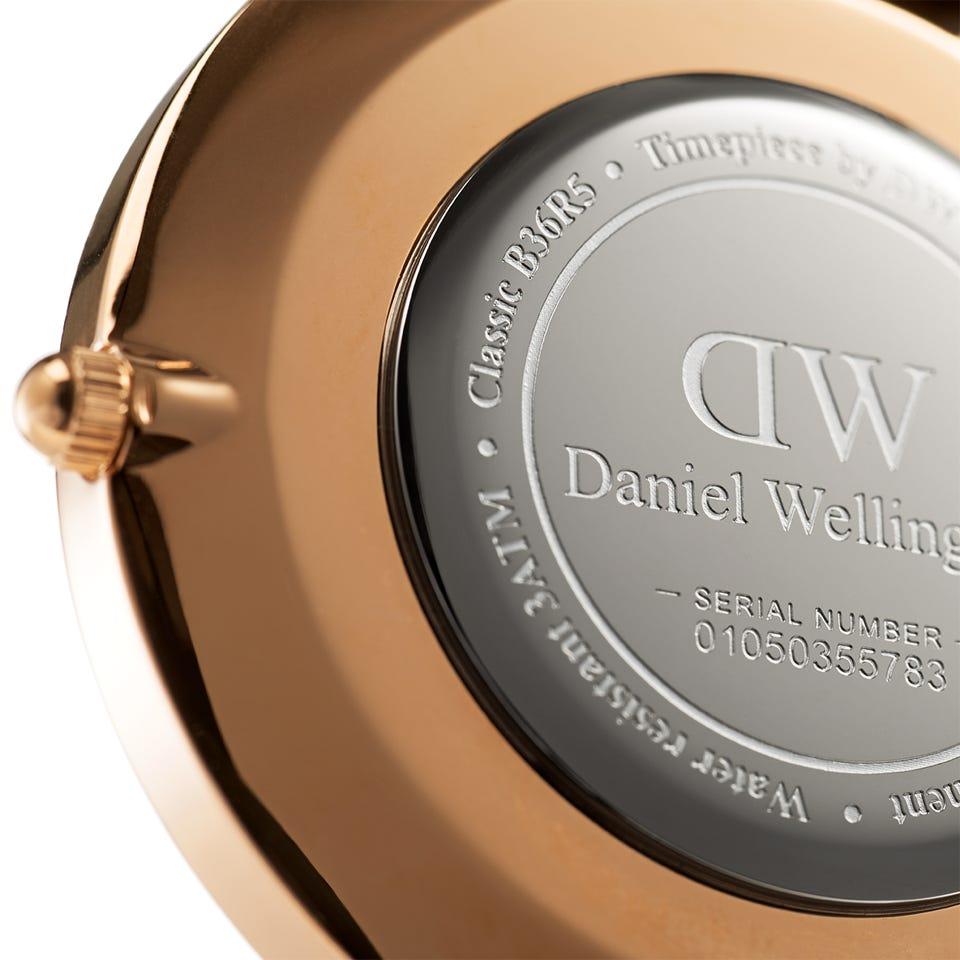 ساعت مچی  مردانه دنیل ولینگتون مدل Winchester کد 003