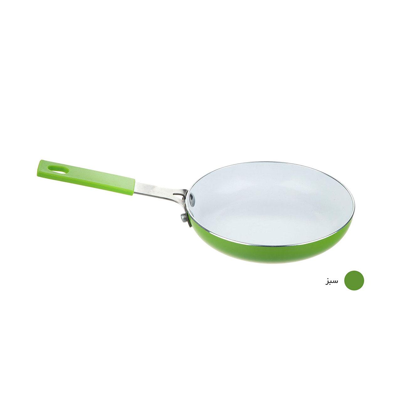 تابه فلاسک مدل Egg Pan سایز 14