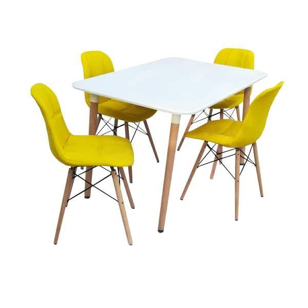 میز و صندلی ناهار خوری مدل A974