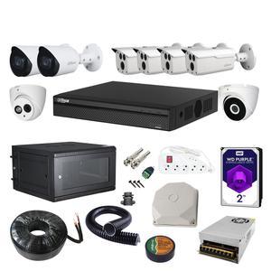 سیستم امنیتی داهوا مدل DP82S2614-f