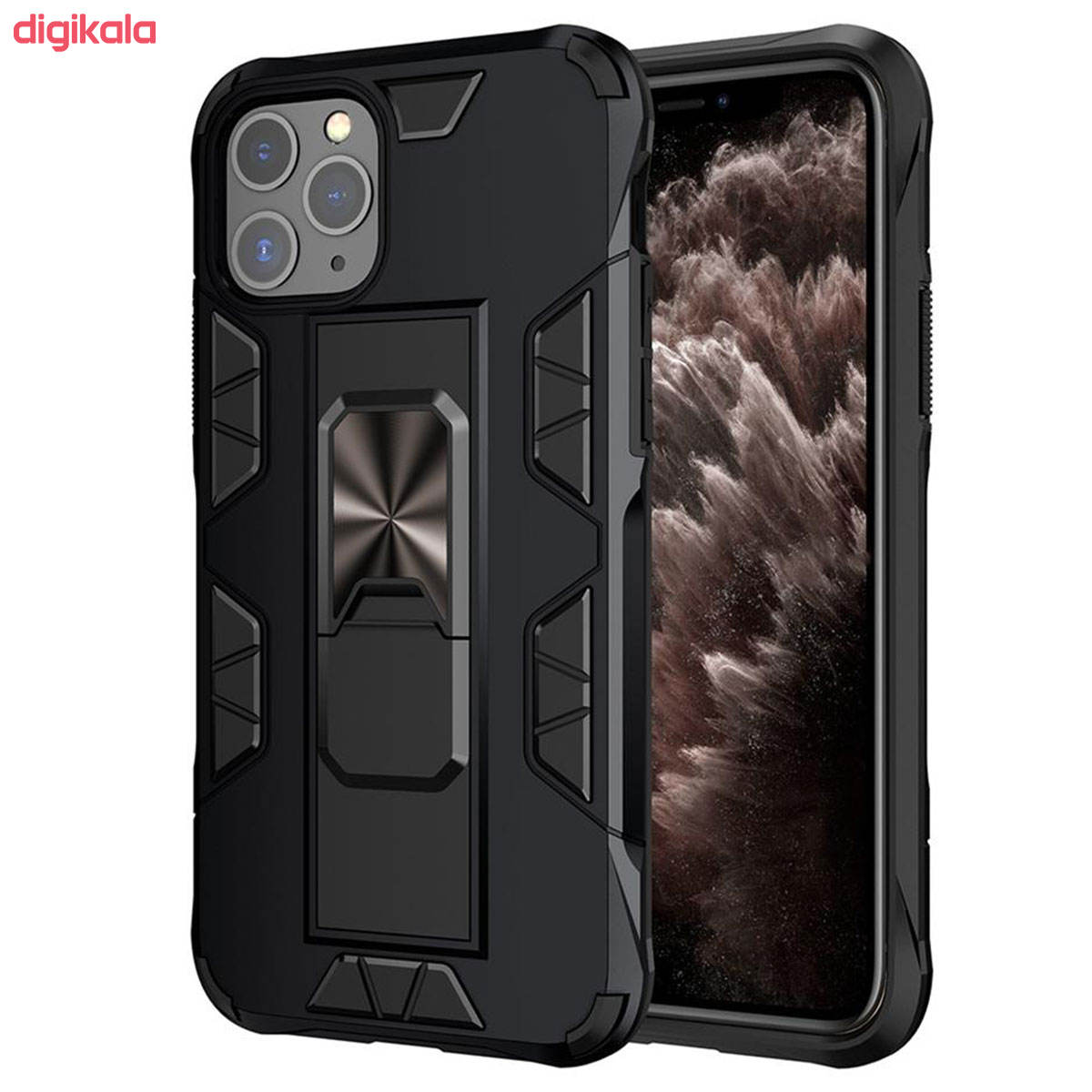 کاور لوکسار مدل Defence90s مناسب برای گوشی موبایل اپل iPhone 11 Pro main 1 10