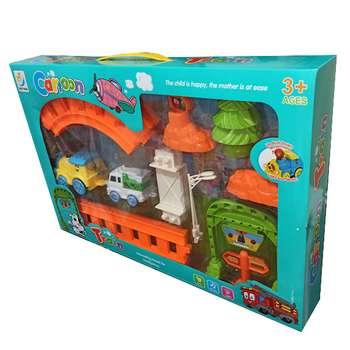 قطار بازی مدل 327