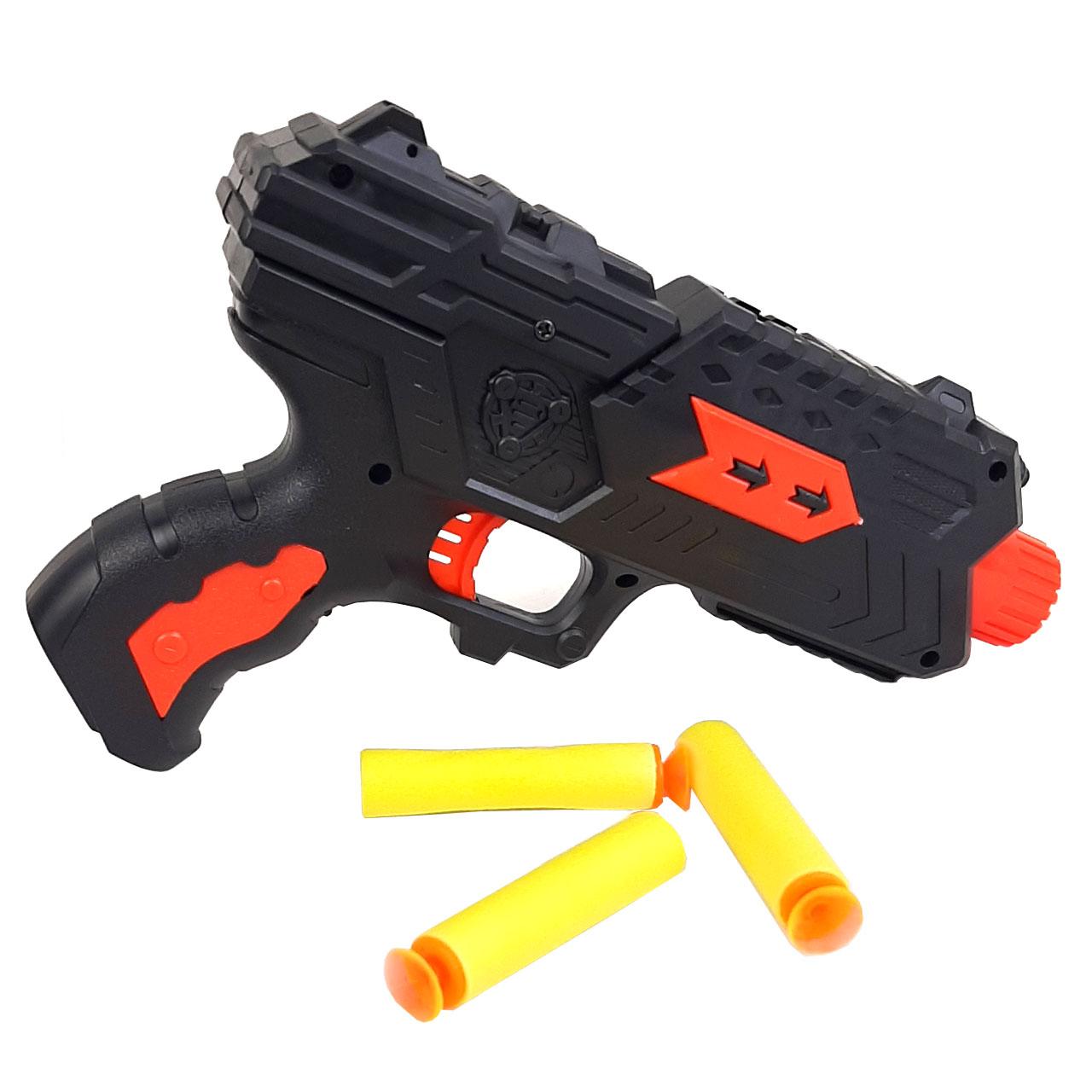 خرید                     تفنگ بازی دونگ کای طرح کلت کد 0156