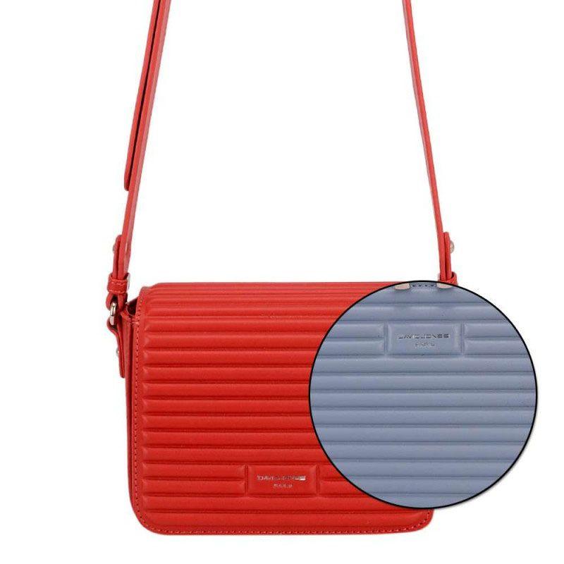 کیف رو دوشی زنانه دیوید جونز مدل 6275-1  -  - 4