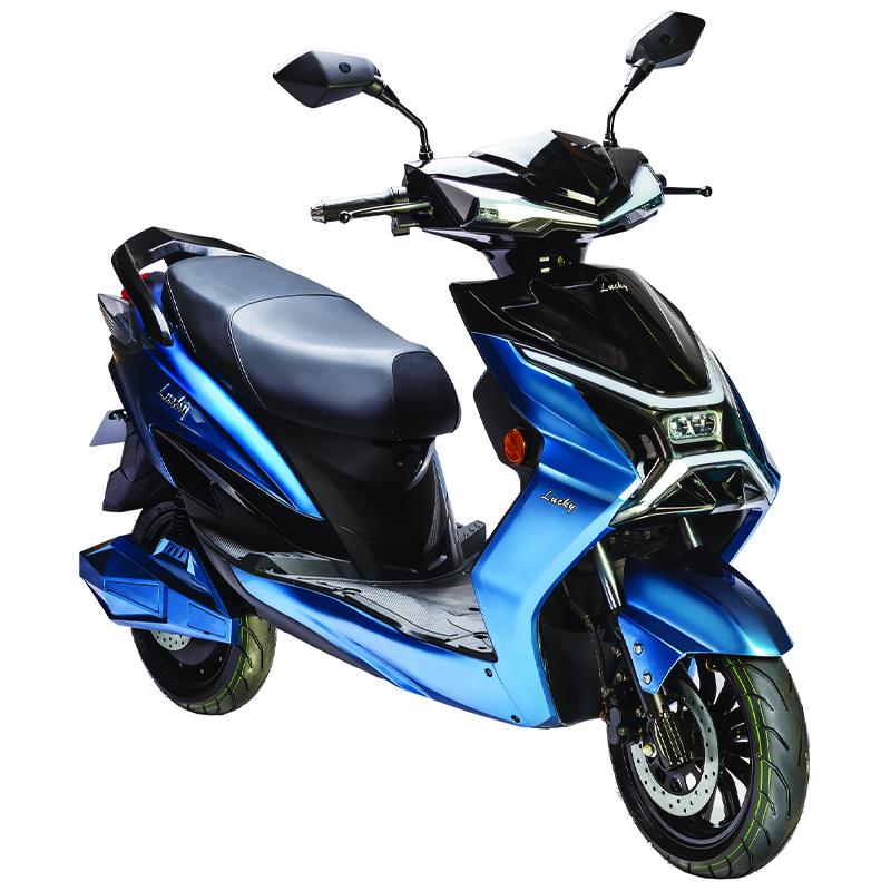 موتورسیکلت سهندسیکلت مدل SX2000 لاکی سال 1399