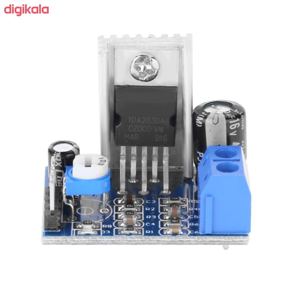 ماژول آمپلی فایر مدل TDA2030A  main 1 5