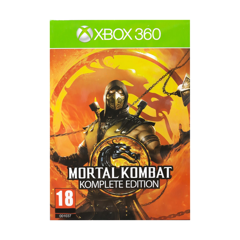 بازی Mortal Kombat Komplete Edition مخصوص Xbox 360