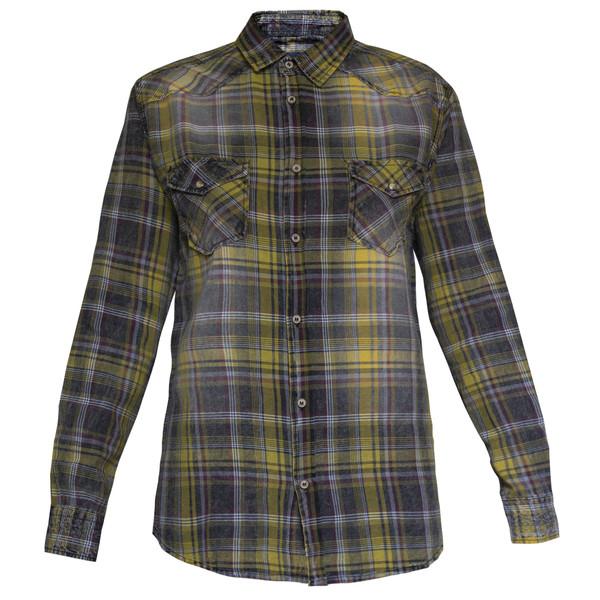 پیراهن آستین بلند مردانه مدل P-0020