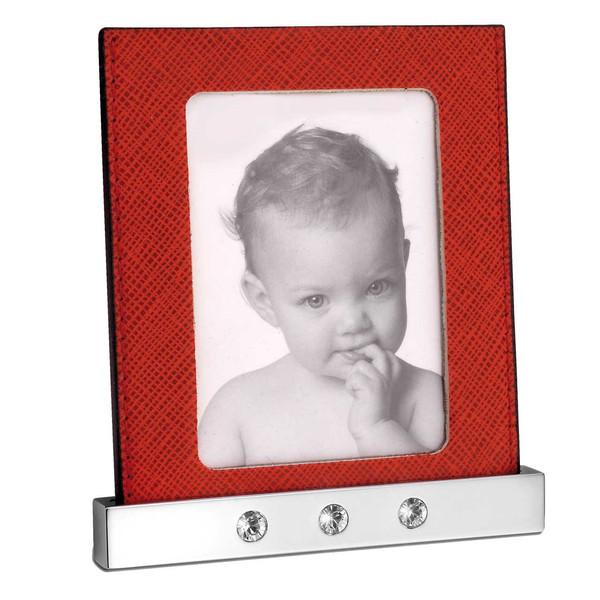 قاب عکس الیور وبر کد 6902-red سایز  4×6 سانتی متر