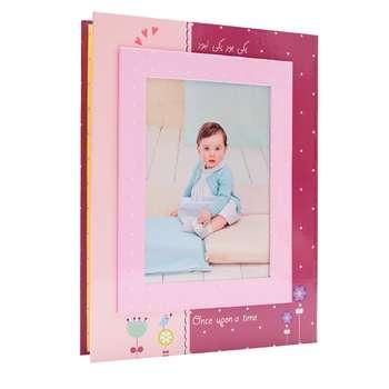 آلبوم عکس کودک دوکا دفتر یکی بود یکی نبود قابدار کد Alb-08