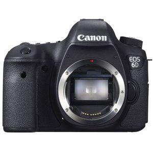 دوربین دیجیتال کانن ای او اس مدل 6D بدون لنز
