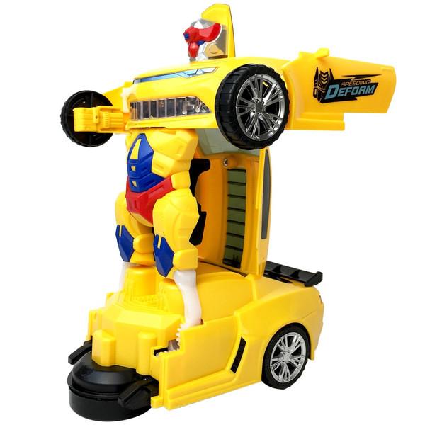 ماشین بازی تبدیل شونده مدل Robot