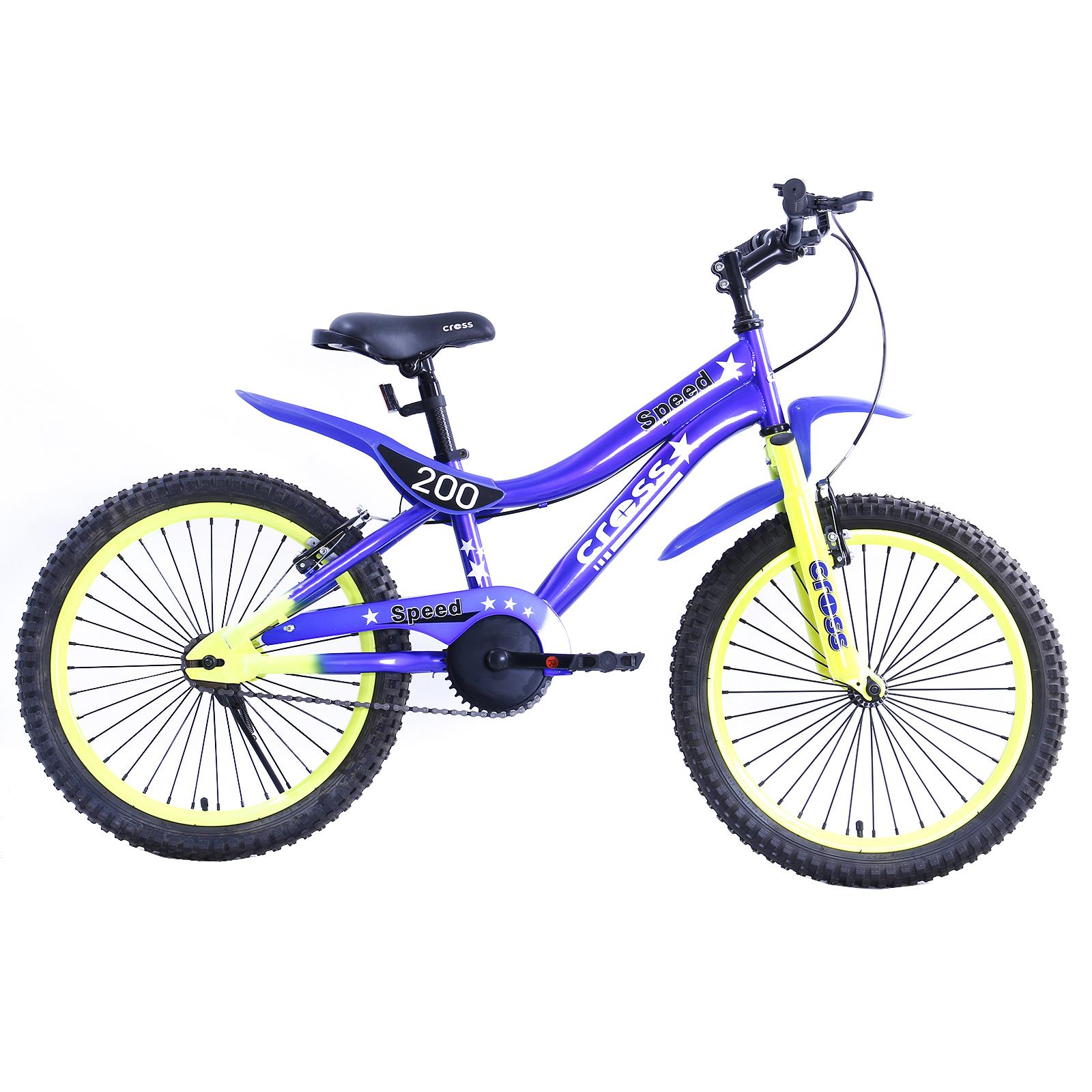دوچرخه کوهستان کراس مدل Speed  سایز 20
