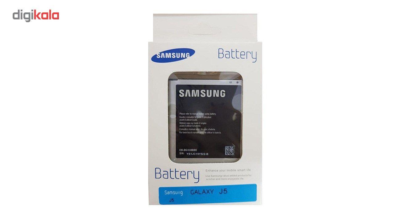 باتری موبایل  مدل EB-BG530BBC با ظرفیت 2600 mAh مناسب برای گوشی موبایل J5 main 1 1