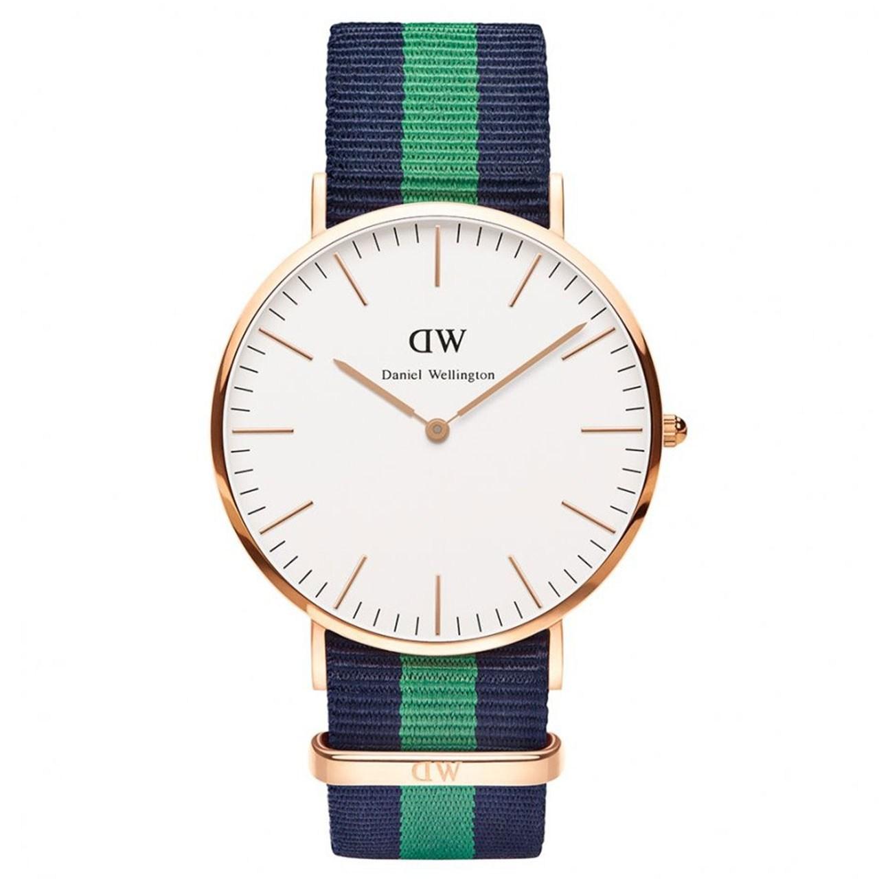 ساعت مچی عقربه ای مردانه دنیل ولینگتون مدل DW00100005              خرید (⭐️⭐️⭐️)