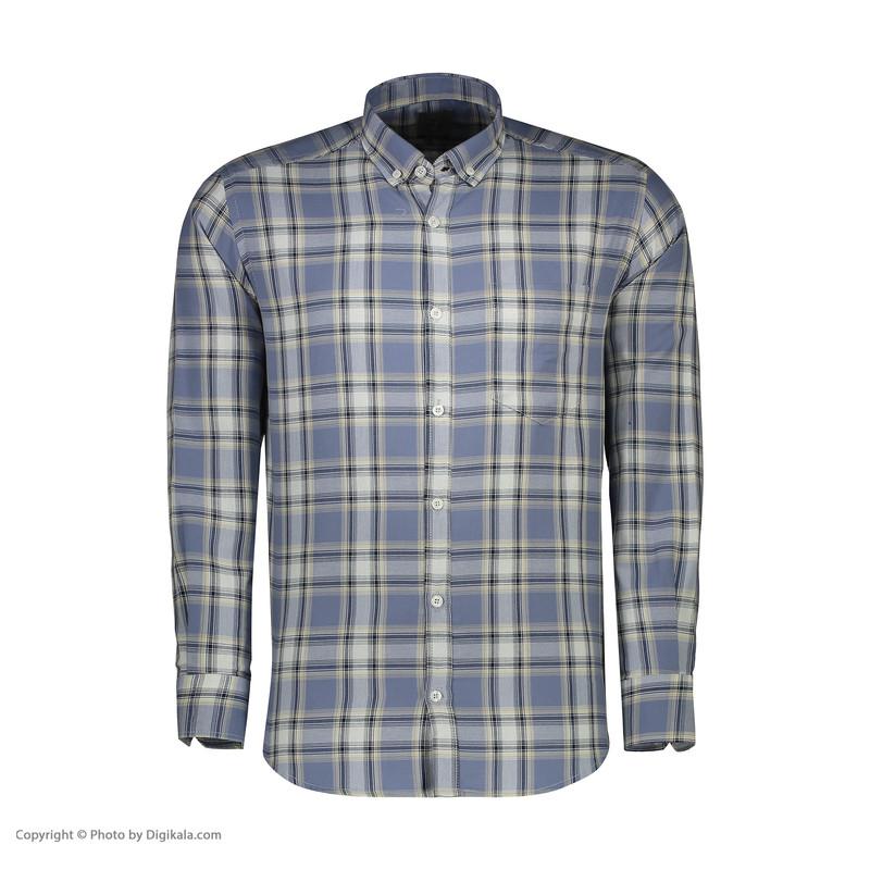 پیراهن آستین بلند مردانه زی مدل 1531355MC