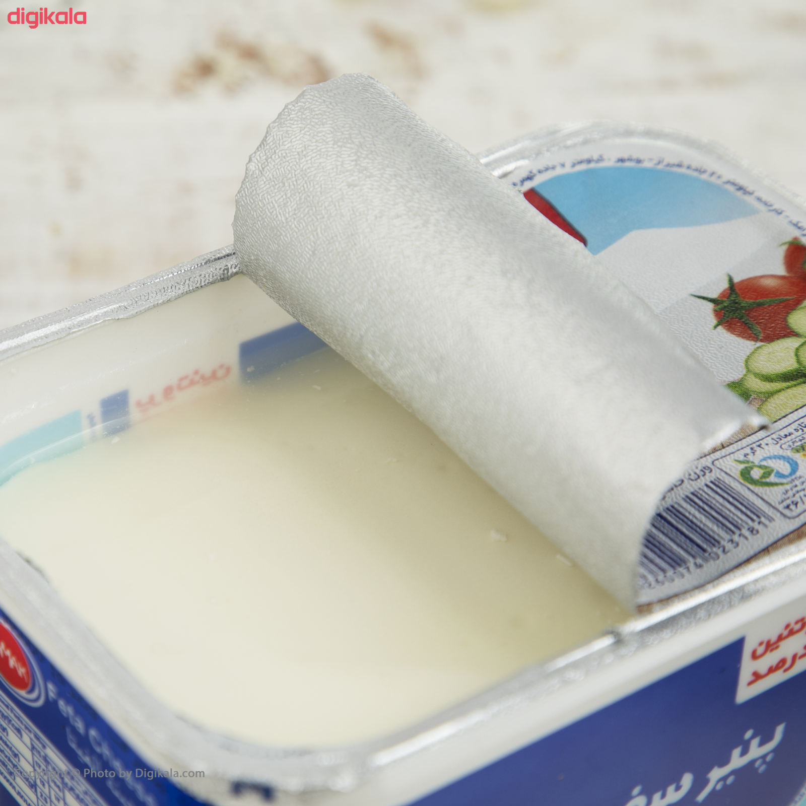 پنیر سفید رامک وزن 400 گرم main 1 5