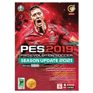 بازی PES 2019 Season Update 2021 مخصوص PC نشر گردو