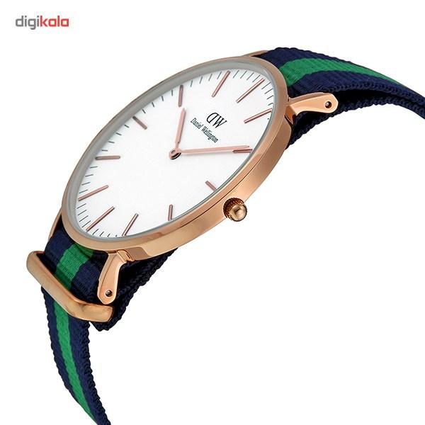 ساعت مچی عقربه ای مردانه دنیل ولینگتون مدل DW00100005