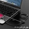 کابل تبدیل USB به لایتنینگ باسئوس مدل CALEYE طول 1.2 متر thumb 10