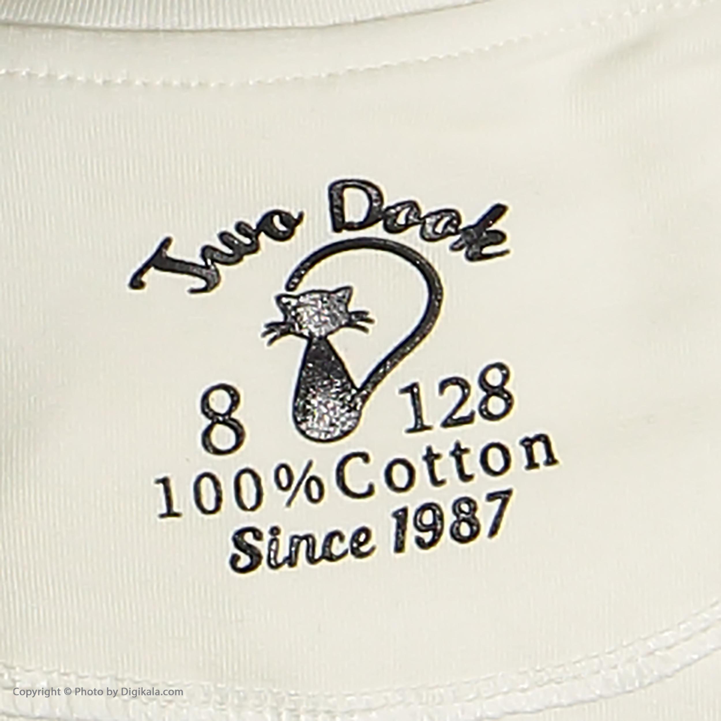 خرید                                     سویشرت دخترانه تودوک مدل 2151197-01