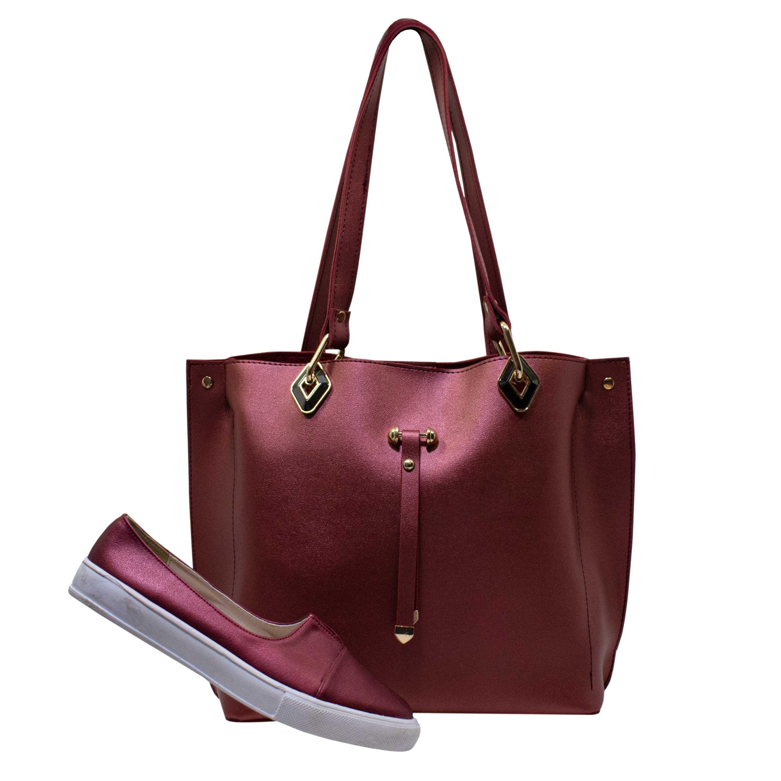 ست کیف و کفش زنانه کد 10-SE120