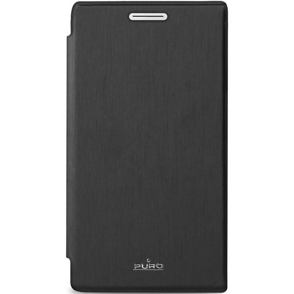 کیف کلاسوری پورو مدل Wallet Eco Leather HWHONOR7BOOKC مناسب برای گوشی موبایل هوآوی Honor 7