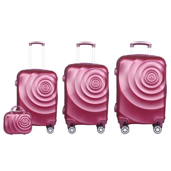 مجموعه چهار عددی چمدان مدل 3691