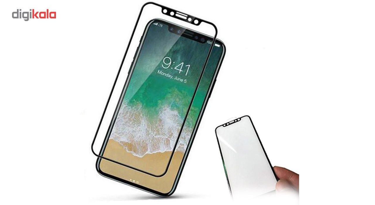 محافظ صفحه نمایش شیشه ای جی سی کام مناسب برای گوشی موبایل اپل آیفون ایکس/10 main 1 3