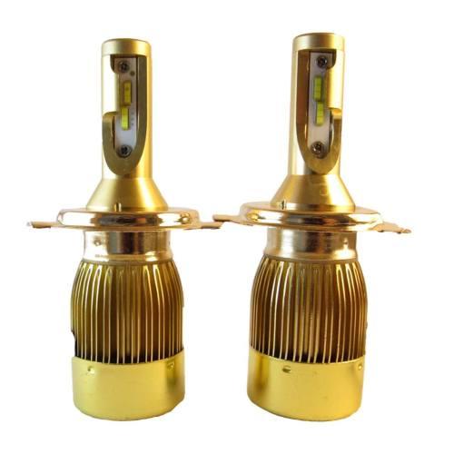 لامپ خودرو سی او بی کلاو مدل H4 بسته 2 عددی