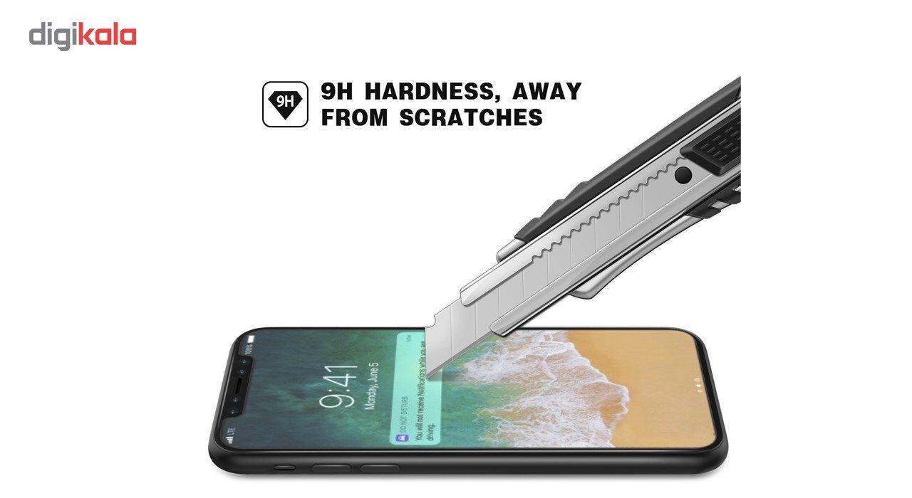 محافظ صفحه نمایش شیشه ای جی سی کام مناسب برای گوشی موبایل اپل آیفون ایکس/10 main 1 4