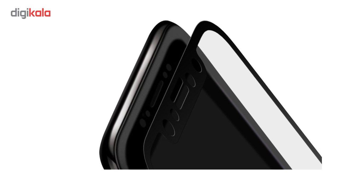 محافظ صفحه نمایش شیشه ای جی سی کام مناسب برای گوشی موبایل اپل آیفون ایکس/10 main 1 7