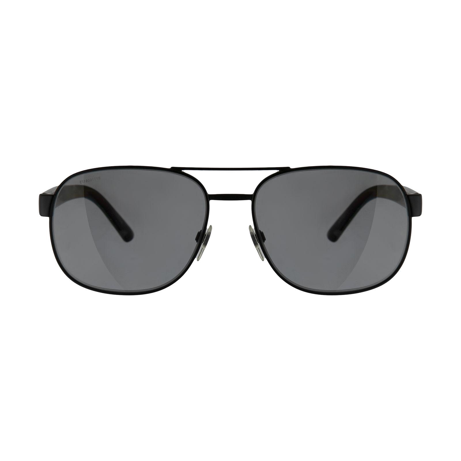 عینک آفتابی زنانه بربری مدل BE 3083S 1007T8 59 -  - 2