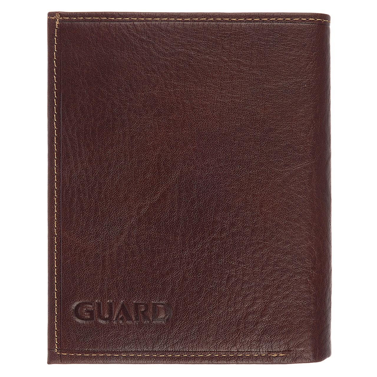 کیف پول جیبی چرمی گارد مدل Momtaz 1
