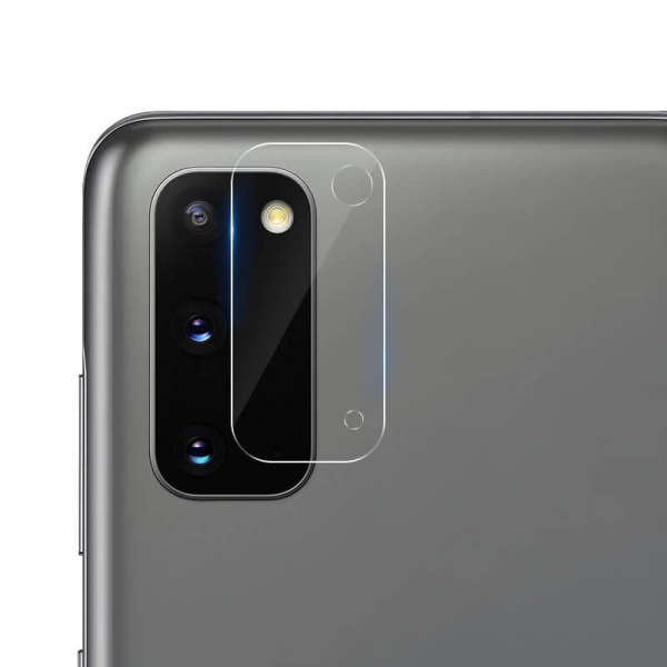 محافظ لنز دوربین نیلکین مدل InvisiFilm مناسب برای گوشی موبایل سامسونگ Galaxy S20