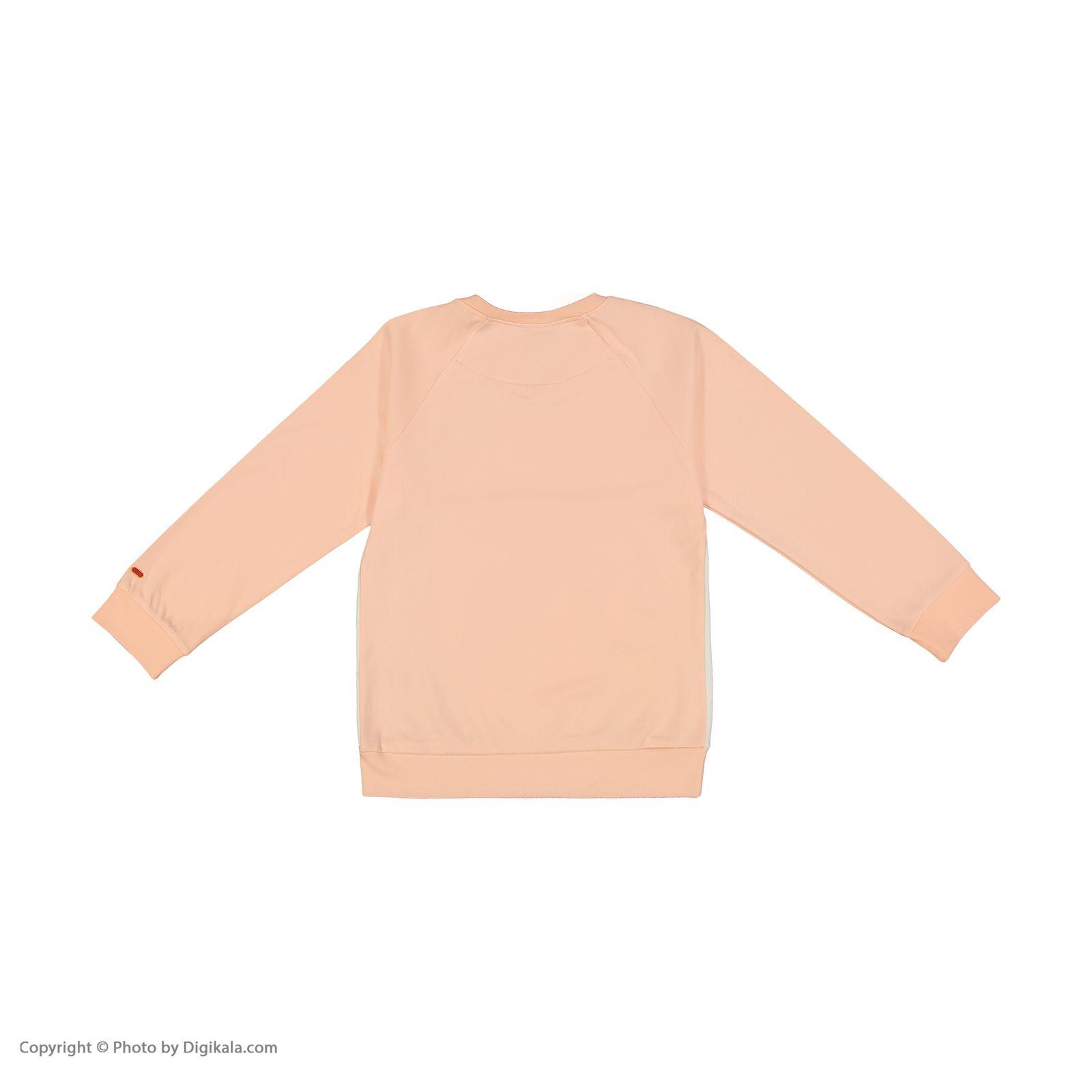 ست تی شرت و شلوار دخترانه مادر مدل 304-80 main 1 5