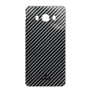 برچسب تزئینی ماهوت مدل Shine-carbon Special مناسب برای گوشی  Samsung J5 2016