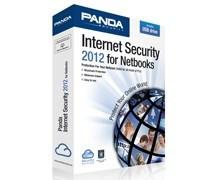 نرم افزار امنیتی پاندا سیکیوریتی مدل اینترنت سیکیوریتی پاندا 2012 برای نوت بوک