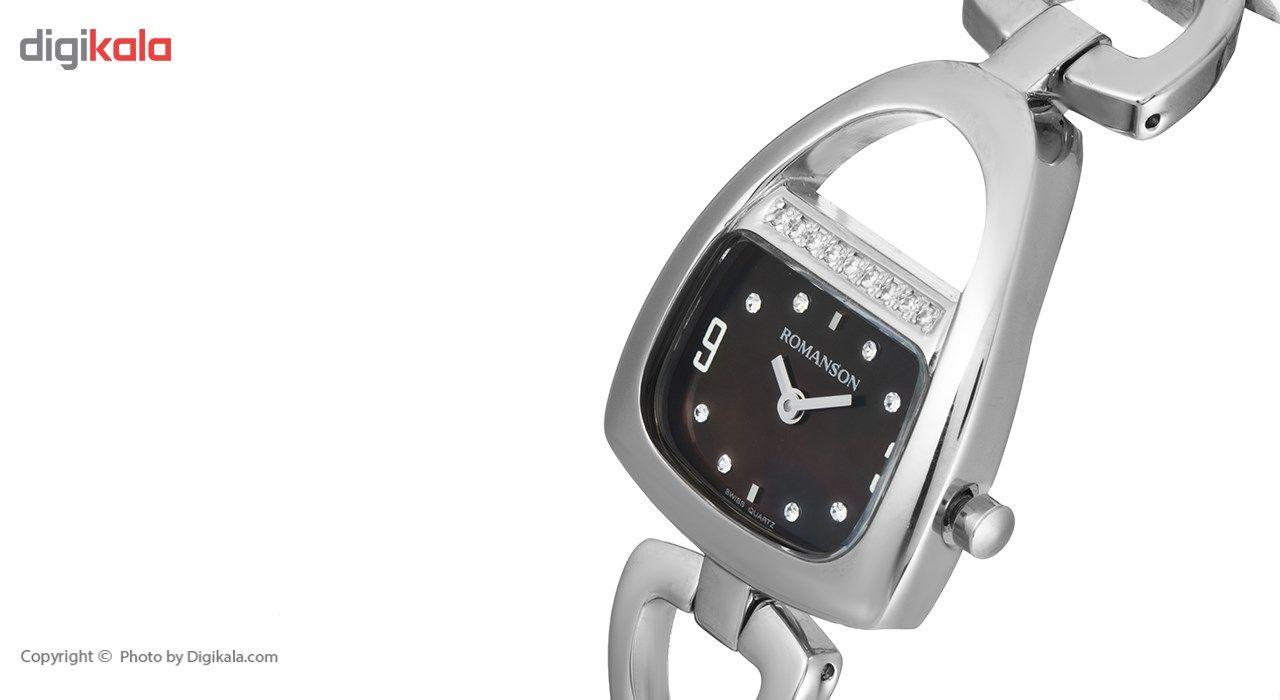 ساعت مچی عقربه ای زنانه رومانسون مدل RM1207QL1WM32W -  - 4