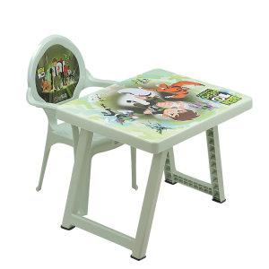 ست میز و صندلی کودک مدل Ben10