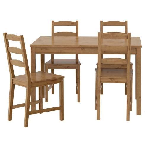 میز غذاخوری ایکیا مدل JOKKMOKK