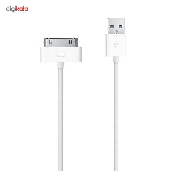 کابل تبدیل  USB به 30-پین ویژه iPad و iPod و iPhone main 1 1