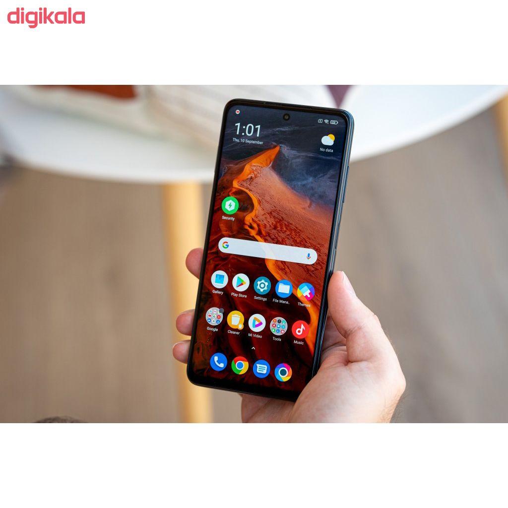 گوشی موبایل شیائومی مدل POCO X3 M2007J20CG دو سیم کارت ظرفیت 128 گیگابایت main 1 18