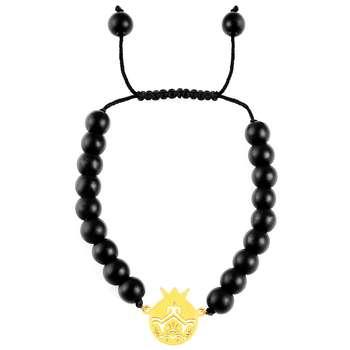 دستبند زنانه طرح انار مدل D238