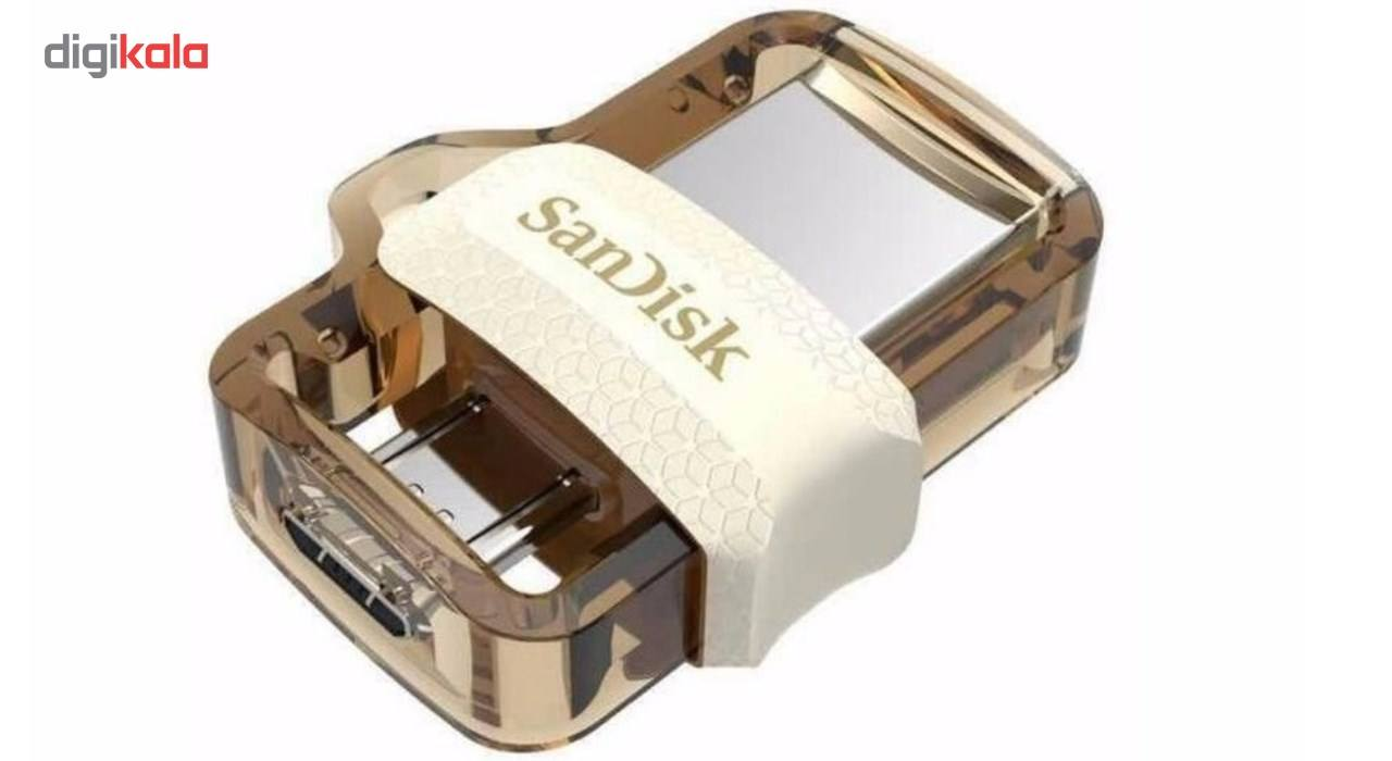 فلش مموری سن دیسک مدل Ultra Dual Drive M3.0 ظرفیت 32 گیگابایت main 1 8