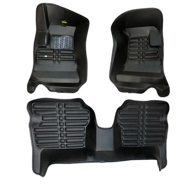 کفپوش سه بعدی خودرو مدل ای ام تی سی مناسب برای وانت کاپرا