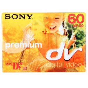 فیلم mini DV سونی مدل Premium 60/90