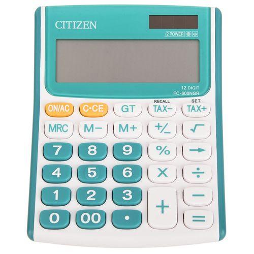 ماشین حساب سیتیزن مدل FC-600NGR