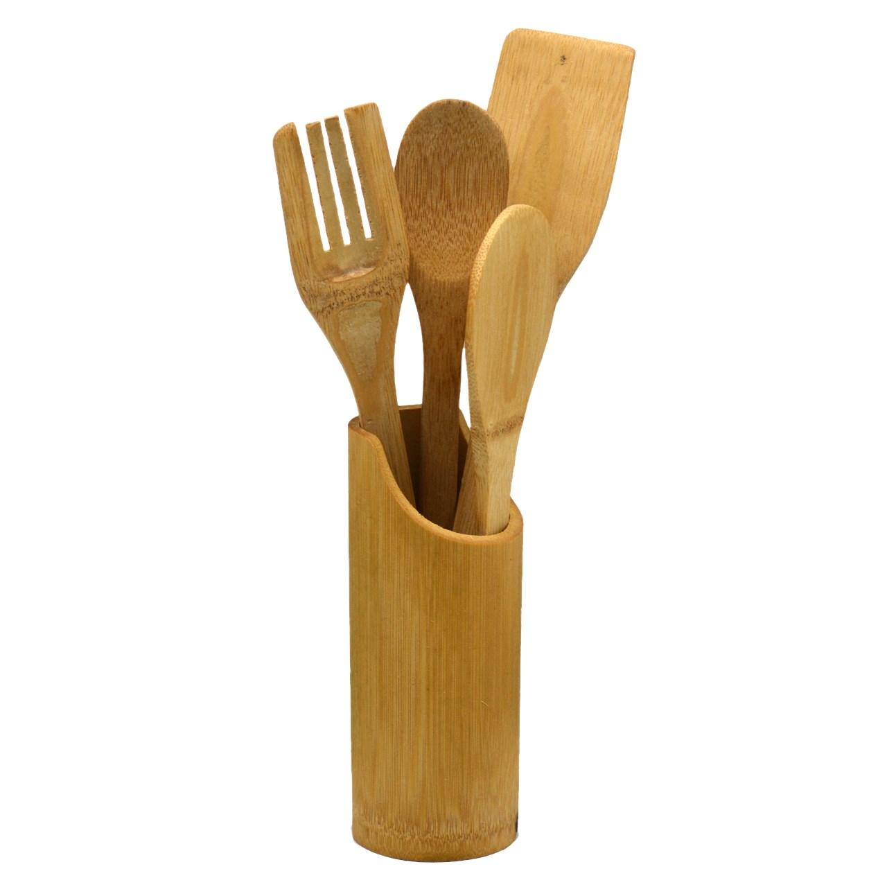 ابزار آشپزی  بامبو کد001