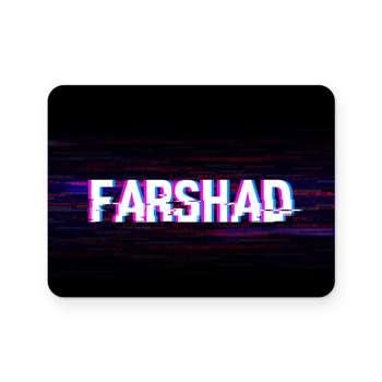 برچسب تاچ پد دسته پلی استیشن 4 ونسونی طرح Farshad